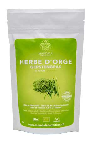 Herbe d'orge