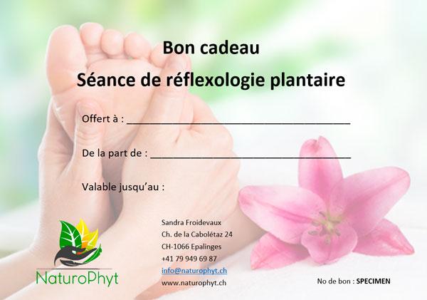 Bon – Séance de réflexologie plantaire